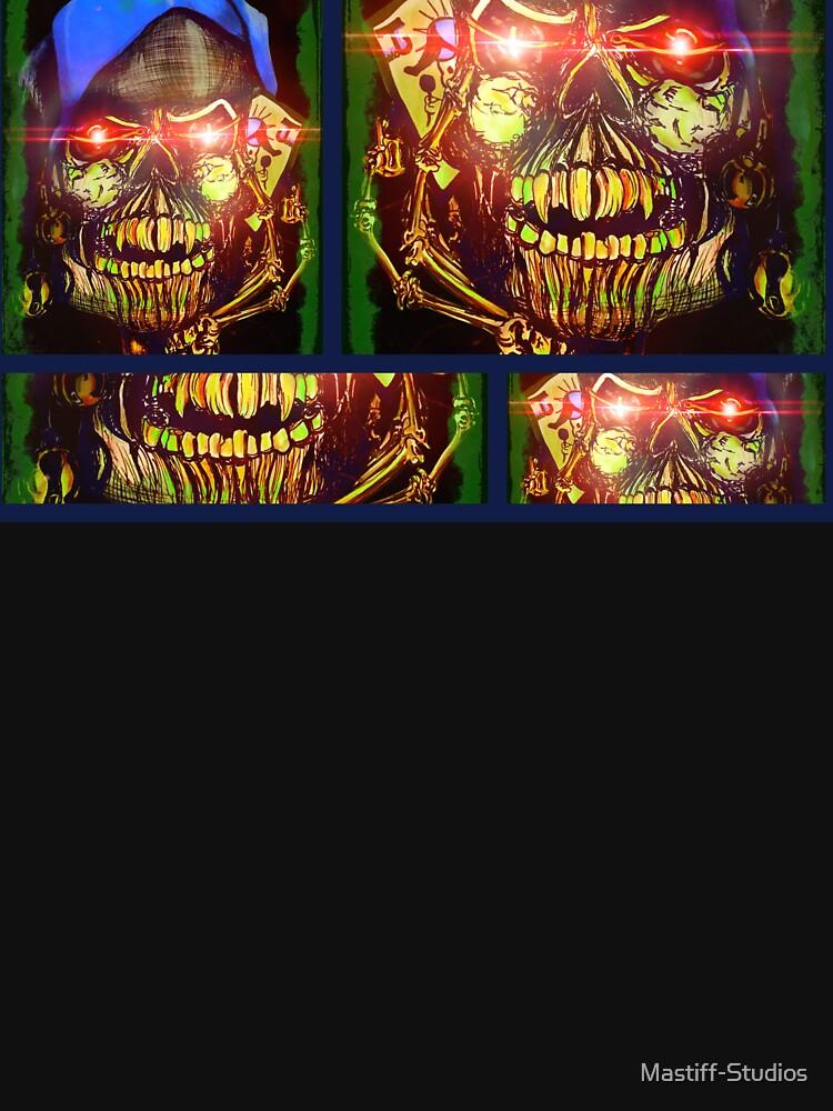 Skull Joker by Mastiff-Studios