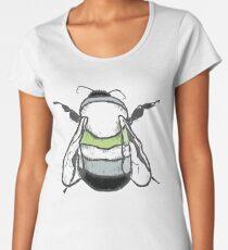 Agender Bee Women's Premium T-Shirt