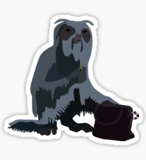 And try very hard not to be predictable. Sticker