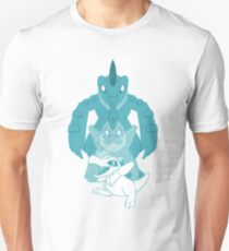 From Totodile to Feraligatr T-Shirt