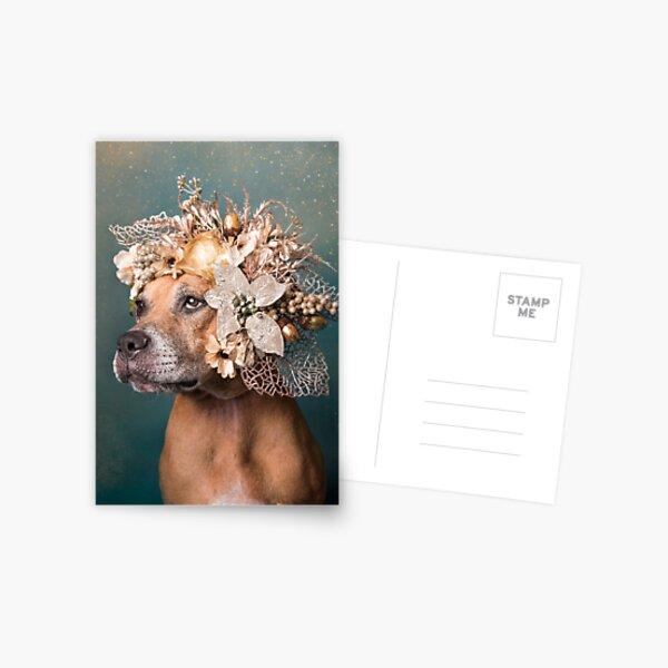 Flower Power, Hope Postcard