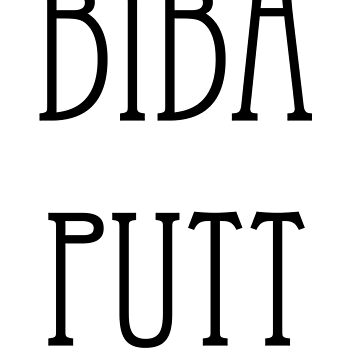 Biba Putt - Good Child by sugi007