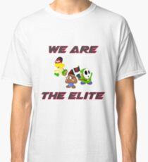 Mario & Luigi Elite Trio Classic T-Shirt