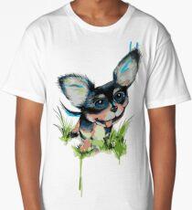 Chihuahua Rhody Long T-Shirt