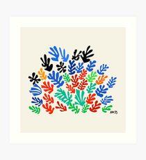 La Gerbe (Matisse) Art Print