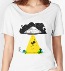 Primary Dogs XI: Obduction Women's Relaxed Fit T-Shirt