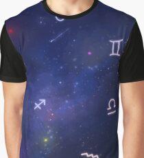 Zodiac Graphic T-Shirt