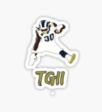 Todd Gurley II Sticker