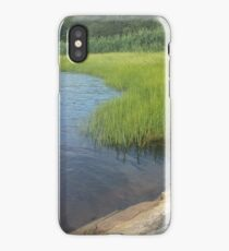 Ocean Coast Dighton, MA iPhone Case