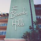 Beverly Hills Hotel by A Barnes