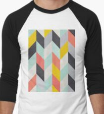 Geometric and colorful chevron T-Shirt