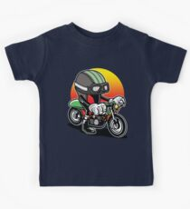 Cafe Racer Helmet Kids Clothes