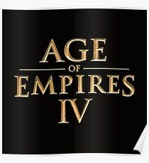 Age of Empires 4 Poster