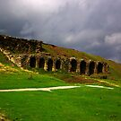 Old Lime Kilns by Trevor Kersley