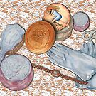 BOUDOIR DOZE by Diane Costanza