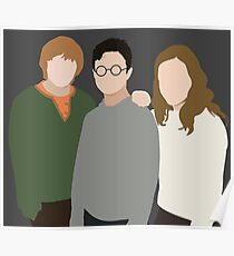 Why is it, when something happens, it is always you three? Poster