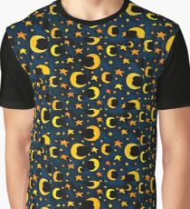 MOONGLOW AT MIDNIGHT Graphic T-Shirt