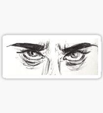 Frustration Sticker