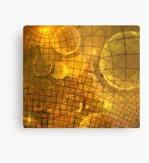 Solar Atlases Metal Print