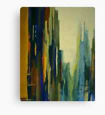 Abstract Landscape 33 Canvas Print