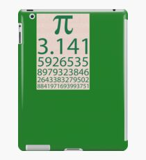 Pi iPad Case/Skin