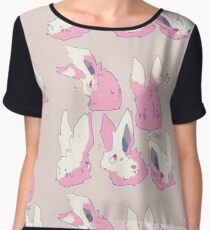 Poison Bunny Boys Women's Chiffon Top