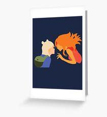 Finn & Flame/A Spark Greeting Card