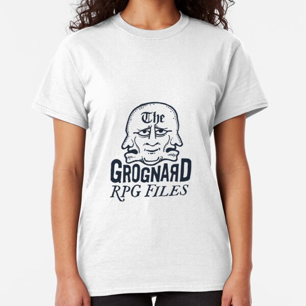The GROGNARD files  Classic T-Shirt