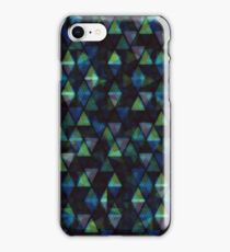Abstrack Triangles iPhone Case/Skin