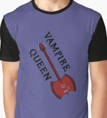 Vampire Queen  Graphic T-Shirt