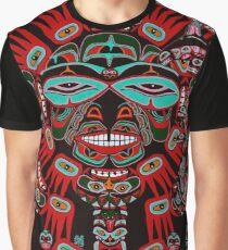 THE NIGHT TOTEM Graphic T-Shirt