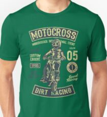 Motocross Retro Vintage T-Shirt