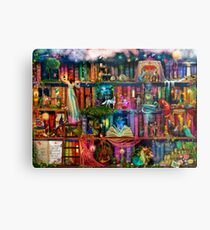 Whimsy Trove - Treasure Hunt Metal Print