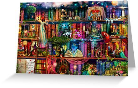 «Whimsy Trove - Treasure Hunt» de Aimee Stewart