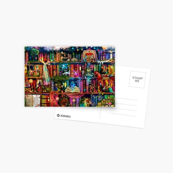 Whimsy Trove - Treasure Hunt Postcard
