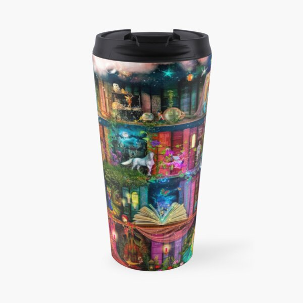 Whimsy Trove - Treasure Hunt Travel Mug