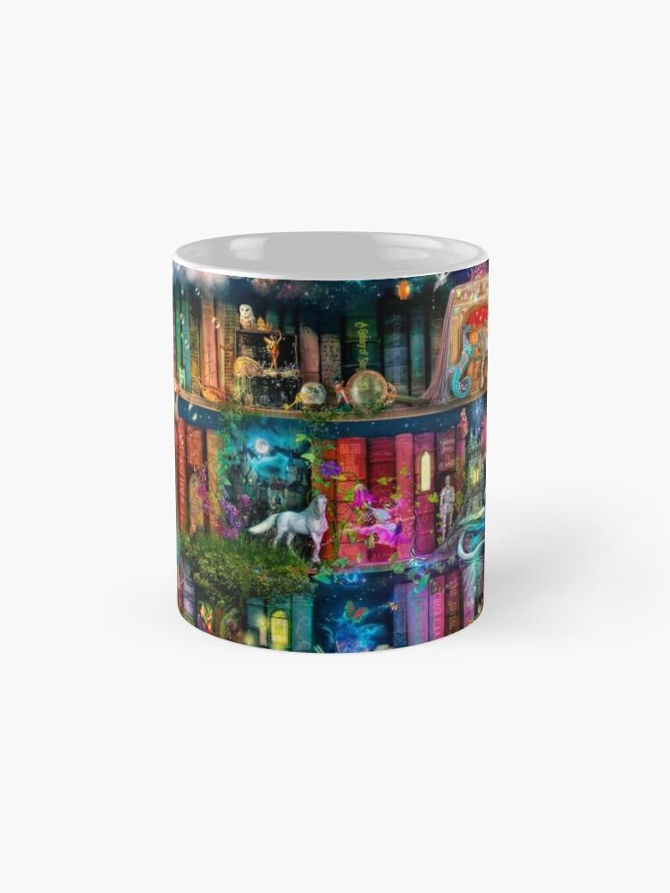 Alternate view of Whimsy Trove - Treasure Hunt Mug