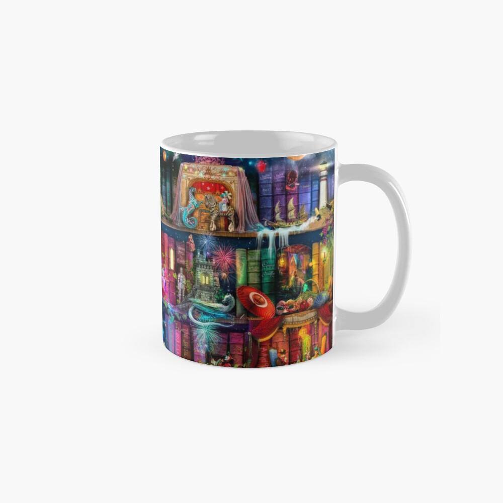 Whimsy Trove - Treasure Hunt Classic Mug