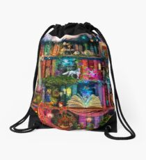 Whimsy Trove - Treasure Hunt Drawstring Bag