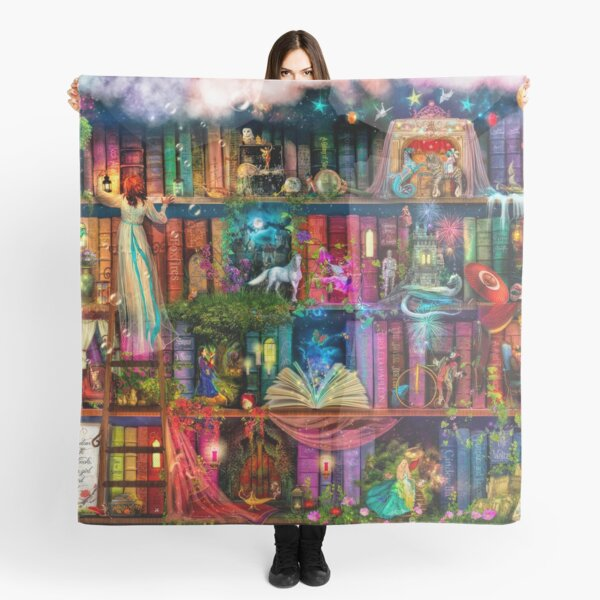 Whimsy Trove - Treasure Hunt Scarf