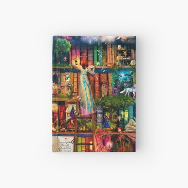 Whimsy Trove - Treasure Hunt Hardcover Journal
