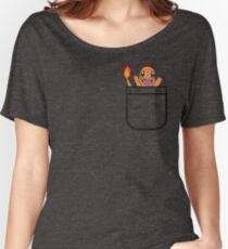 Is that a charmander in your pocket? Women's Relaxed Fit T-Shirt