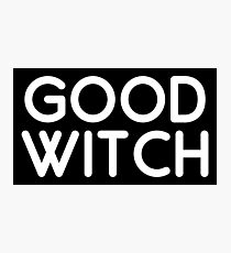 good witch Photographic Print