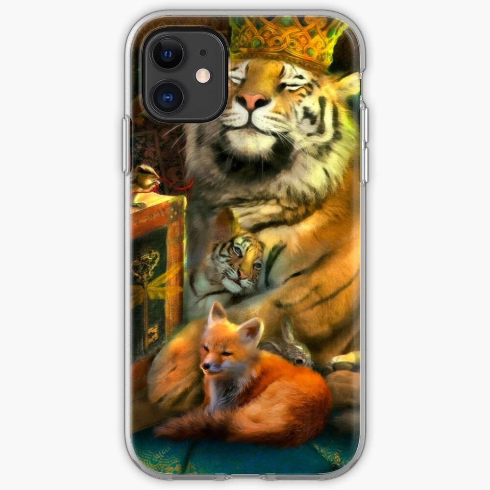 The Storyteller iPhone Soft Case