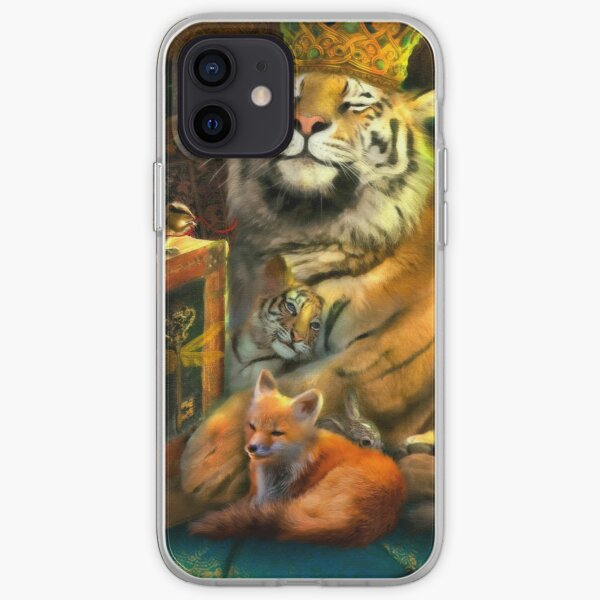 The Storyteller iPhone Soft Case