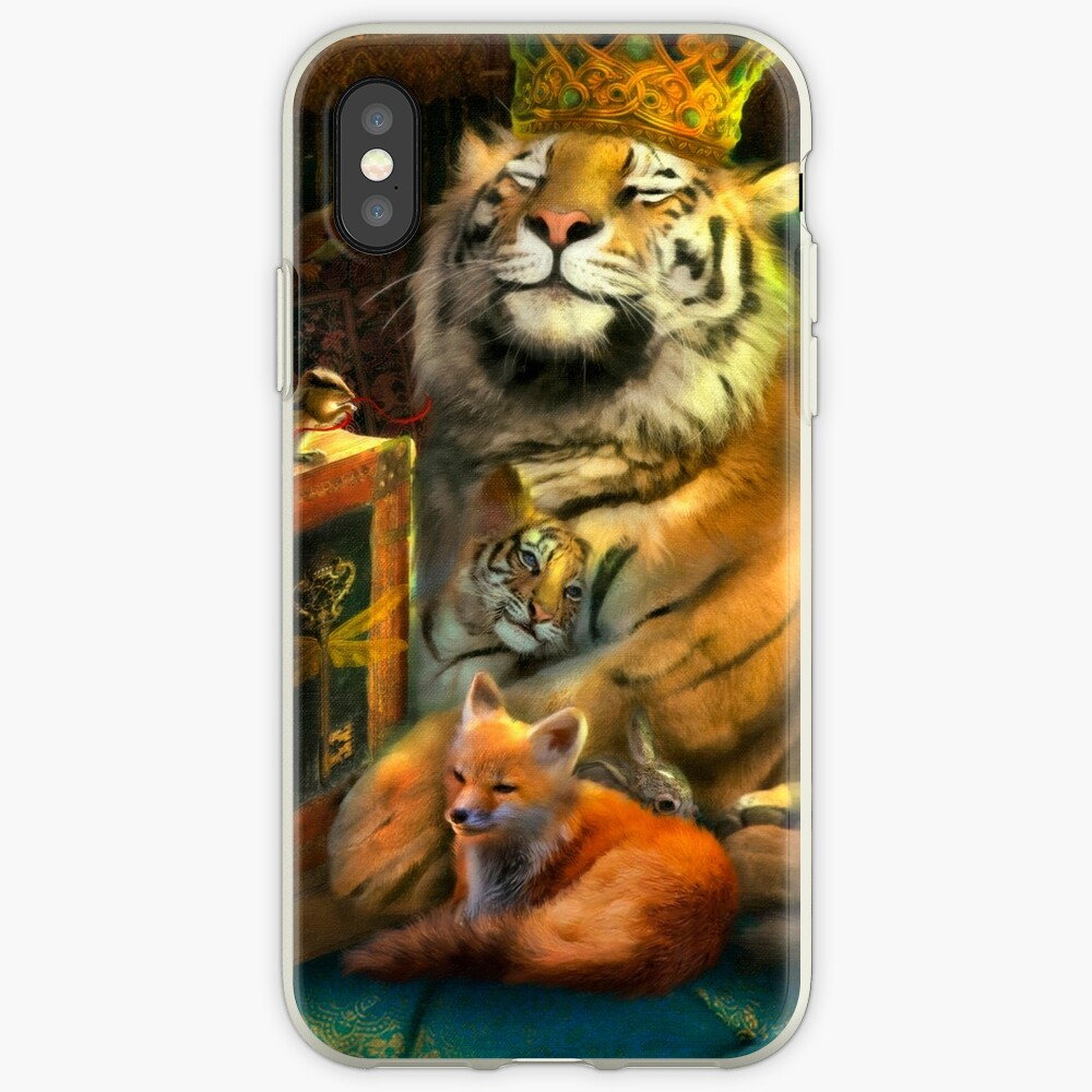 The Storyteller iPhone Cases & Covers