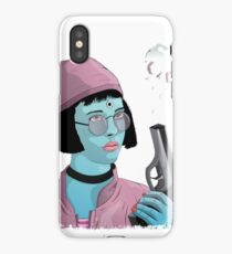 Young Natalie  iPhone Case/Skin