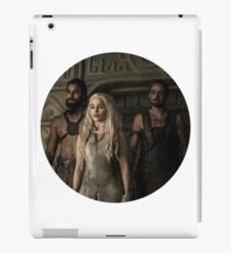 Game of throne 1 iPad Case/Skin