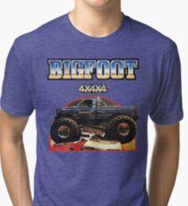 Big Foot 4x4x4 Tri-blend T-Shirt