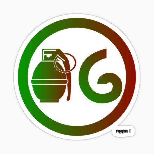 OLGZ Emblem Sticker